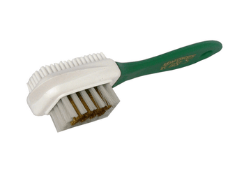 Deluxe Suede Brush for All Napped Leathers by Moneysworth & Best - ValentinoGaremi