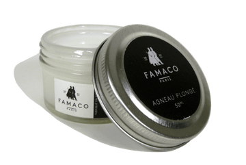 Lambskin Conditioner & Protector – Leather Nourish by Famaco Paris - ValentinoGaremi