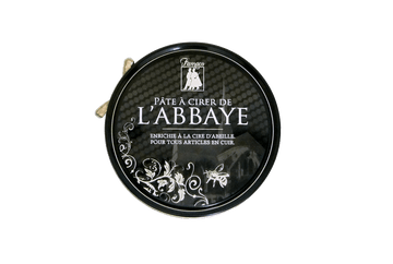 Shoe Polish Paste - Leather Shine Paste L'Abbey By Famaco France - ValentinoGaremi