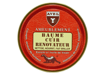 Leather Conditioner & Renovating Balm by Avel France - ValentinoGaremi