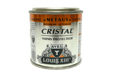 Protection Varnish for Metals – Cristal by Louis XIII France - ValentinoGaremi
