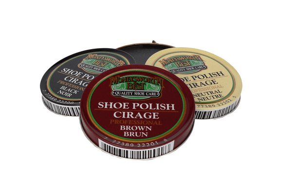 Professional Shoe Polish by Moneysworth & Best Canada - ValentinoGaremi