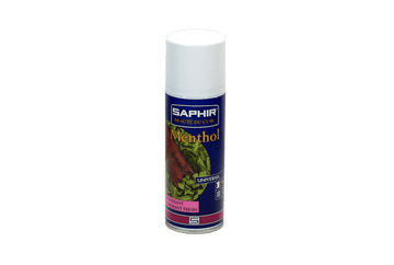 Shoe Odor Deodorant - Menthol Fragrance by Saphir France - ValentinoGaremi