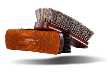 Polishing Shoe Shine Brush - Supreme Polisher by Valentino Garemi - ValentinoGaremi