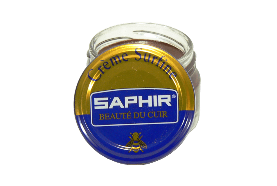 Saphir Shoe Cream - Surfine - France - ValentinoGaremi