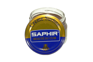 Saphir Shoe Cream - Shine & Condition Leather Footwear Made in France - ValentinoGaremi