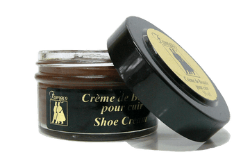Premium Shoe Cream - Leather Color Restorer Pommadier By Famaco Paris - ValentinoGaremi