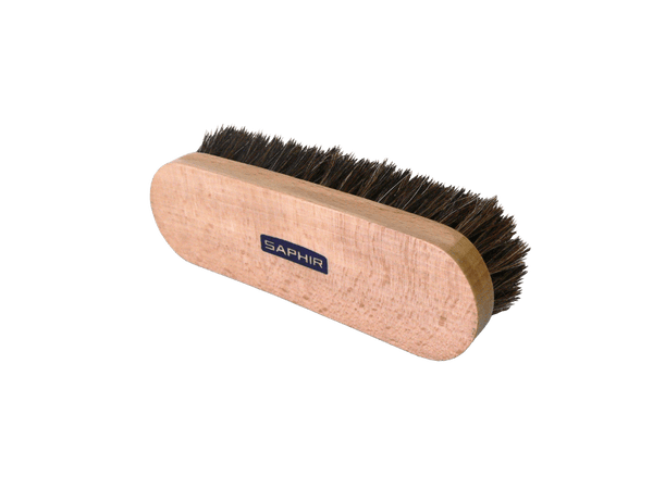 Shoes & Boots Polishing Brush by Saphir France - ValentinoGaremi