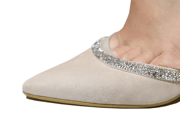 Toe Protect Soft Gel for Dress or Office Shoes by Valentino Garemi - ValentinoGaremi