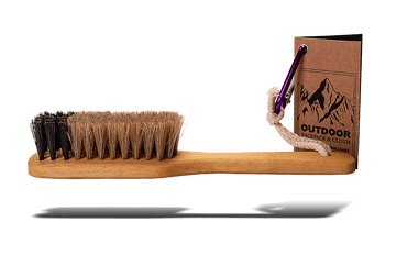 Outdoor Cleaning Brush for Clothing or Footwear by Valentino Garemi - ValentinoGaremi