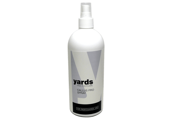 Callus Spray Pro - Thick Dry Skin - 10% Urea by Yards Camillen Germany - ValentinoGaremi