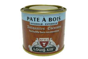 Wood Filling Paste for Antiques Furniture & Frames by Louis XIII Paris - ValentinoGaremi