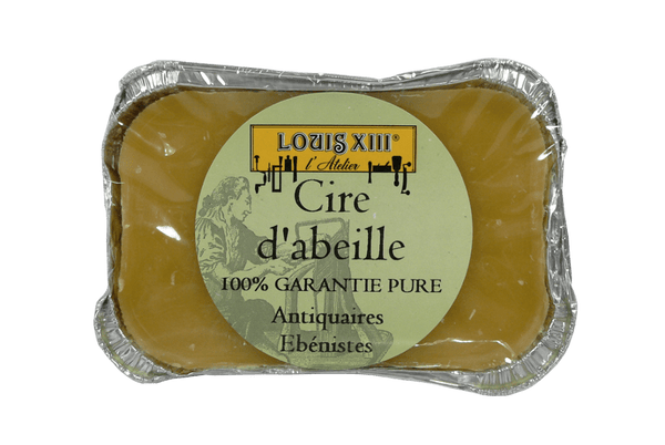 Beeswax Polish Protection Paste – Antiques Wood Restoration by Louis XIII - ValentinoGaremi