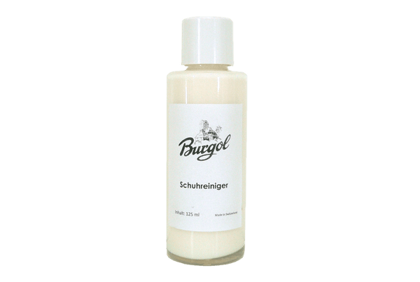 Shoe Cleaner - Washing Leather Solution - Schuhreiniger by Burgol - ValentinoGaremi