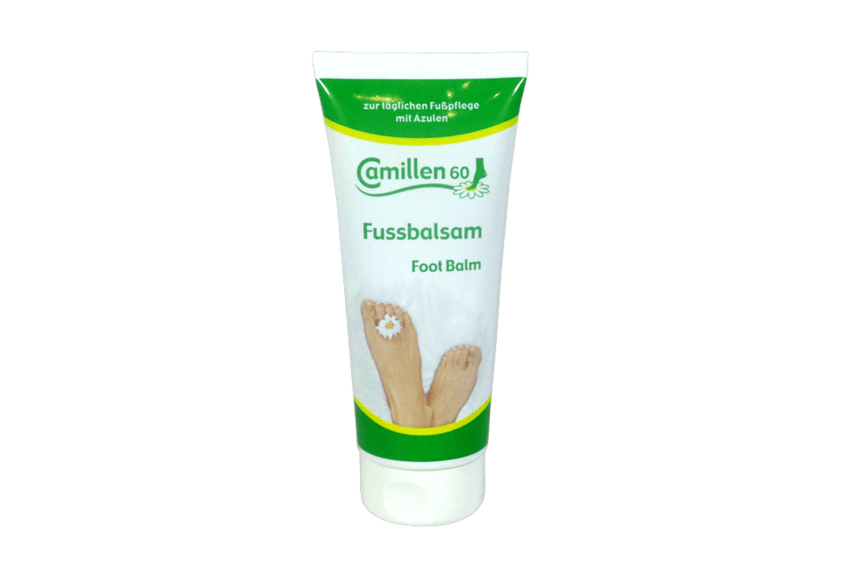 Foot Balm by Camillen 60 | Made in Germany - ValentinoGaremi