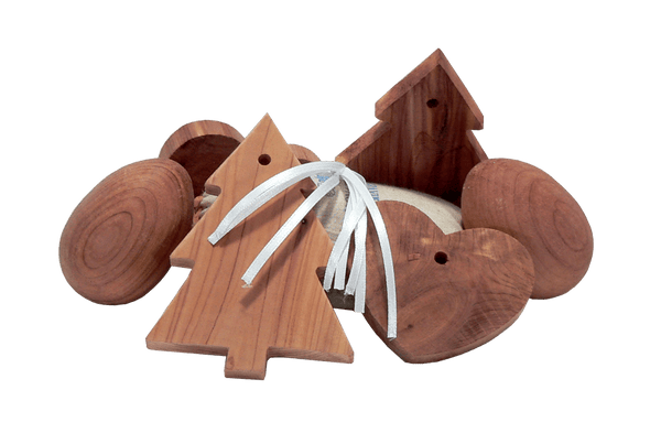 Cedar Drawer & Closet Fresheners - Fresh Scents by Moneysworth & Best - ValentinoGaremi
