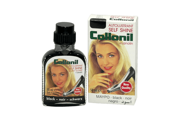 Shoes Self Shine with Lanolin by Collonil Germany - ValentinoGaremi