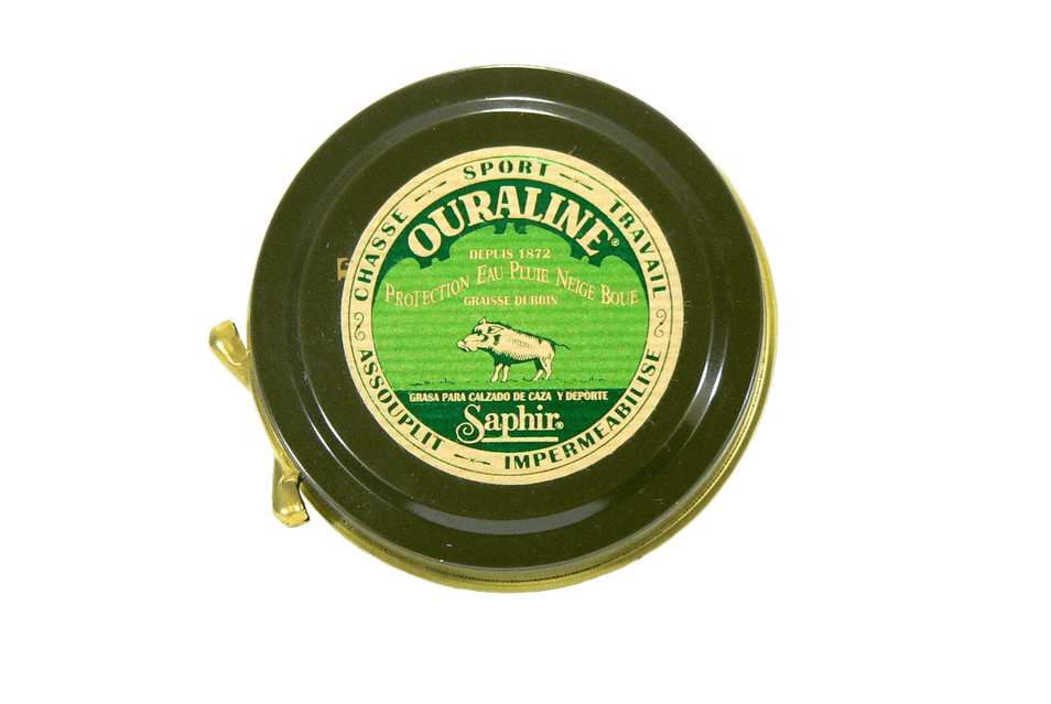 Dubbin For Shoes & Boots - Ouraline by Saphir France - ValentinoGaremi