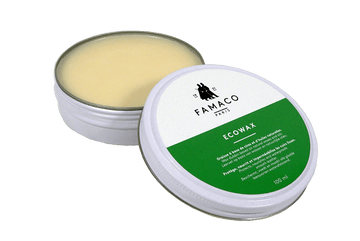 Shoe Dubbin Paste - Natural & Organic Leather Wax by Famaco France - ValentinoGaremi