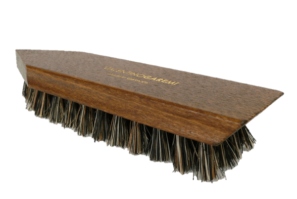 Suede Cleaning Brush - Natural Coco Bristles by Valentino Garemi - ValentinoGaremi