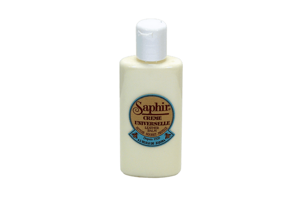 Leather Balm - Creme Universelle by Saphir France - ValentinoGaremi