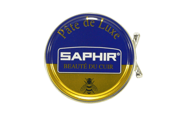 Saphir Paste Shoe Polish Deluxe - Made in France - ValentinoGaremi