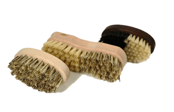 Kitchen Cleaning Brushes for Veggies Fruits & Clam by Valentino Garemi - ValentinoGaremi