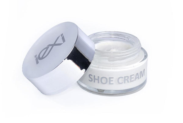 Shoe Cream – Leather Care Enriched Paste & Scuffs Cover by Iexi Italy - ValentinoGaremi