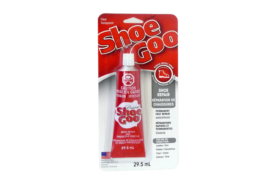 Shoe Goo - Shoe repair Glue by Moneysworth & Best - ValentinoGaremi