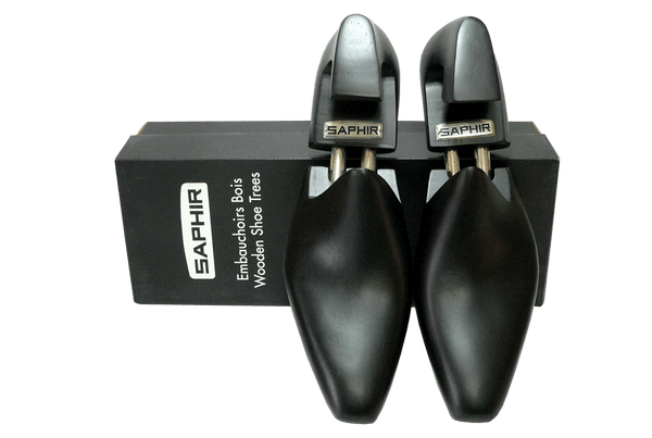 Saphir Shoe Tree - Luxury Black Label Edition - ValentinoGaremi