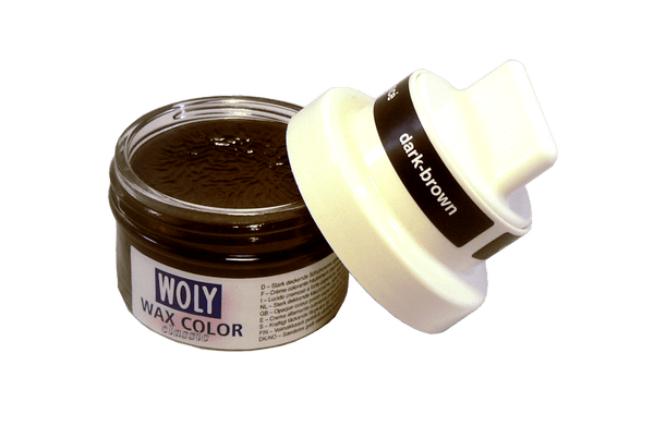Premium Shoe Cream - Woly Wax Color by Woly Germany - ValentinoGaremi
