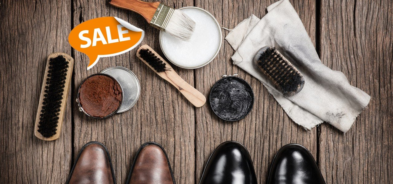 Shoe Brushes, Shoe Creams, Boots polish