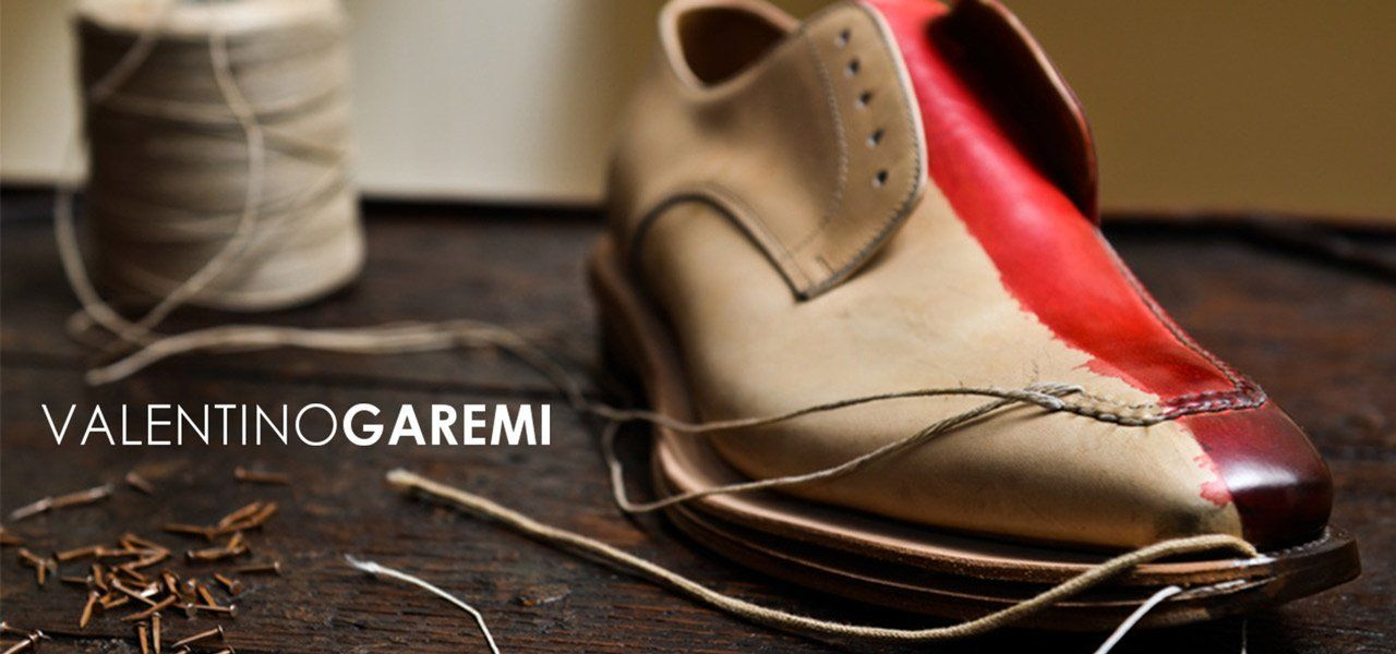 Valentino Garemi Shoe Care Leather Care