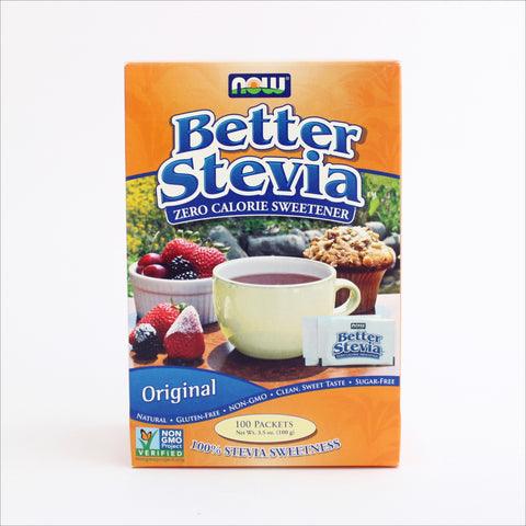 NOW Foods - Better Stevia (100 kesica)