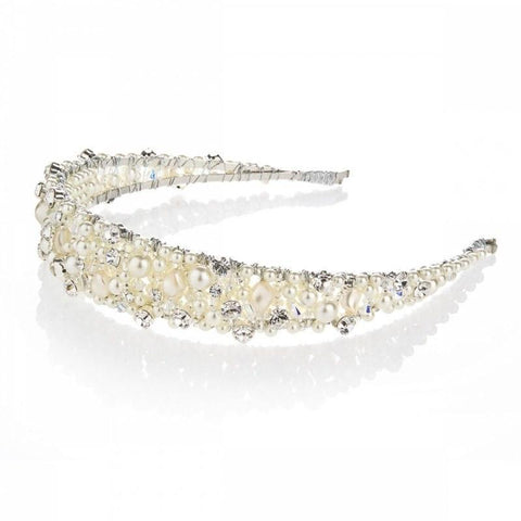 Alice Pearl Headbands - Olivier Laudus