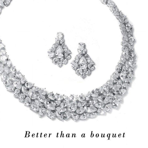 Wedding & bridal Necklaces - Olivier Laudus