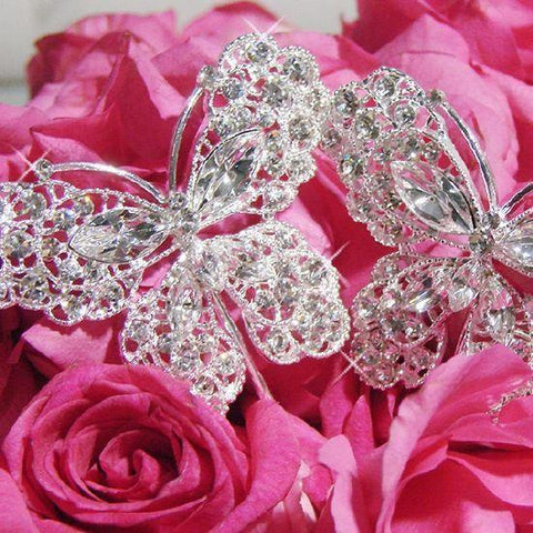 Flower Bouquet Wedding Jewellery