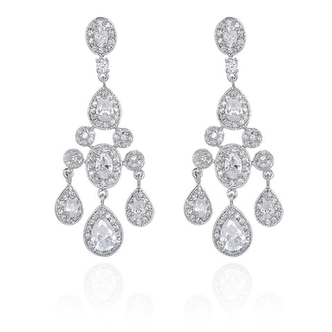 5f680e57e Square face: to soften the jaw lines choose earrings that are medium to  long with rounded edges. Stay away from angular or square shaped earrings.