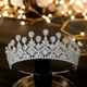 Arlene Luxury Tiara - Olivier Laudus Wedding Jewellery