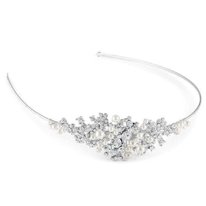 Betsy Side Detail Headband - Olivier Laudus Wedding Jewellery