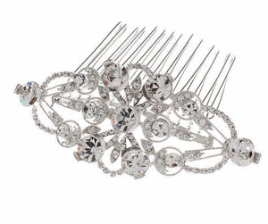 Carmen Hair Comb - Olivier Laudus Wedding Jewellery