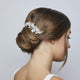 cecilia Pearl Hair Comb - Olivier Laudus Wedding Jewellery