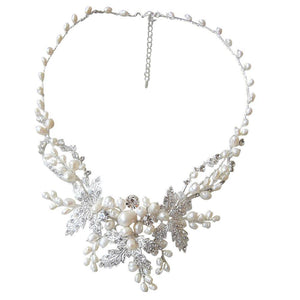 Harriet Necklace - Olivier Laudus Wedding Jewellery