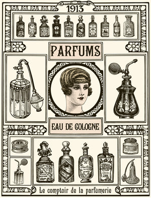 natural vs. artificial perfumes