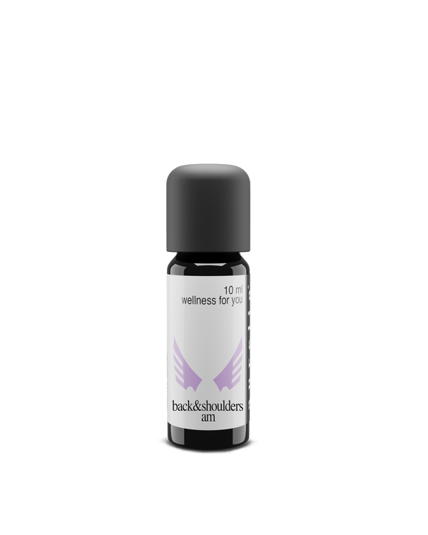 Back & Shoulders AM Essential Oil Blend -Aurelia Essential Oils®