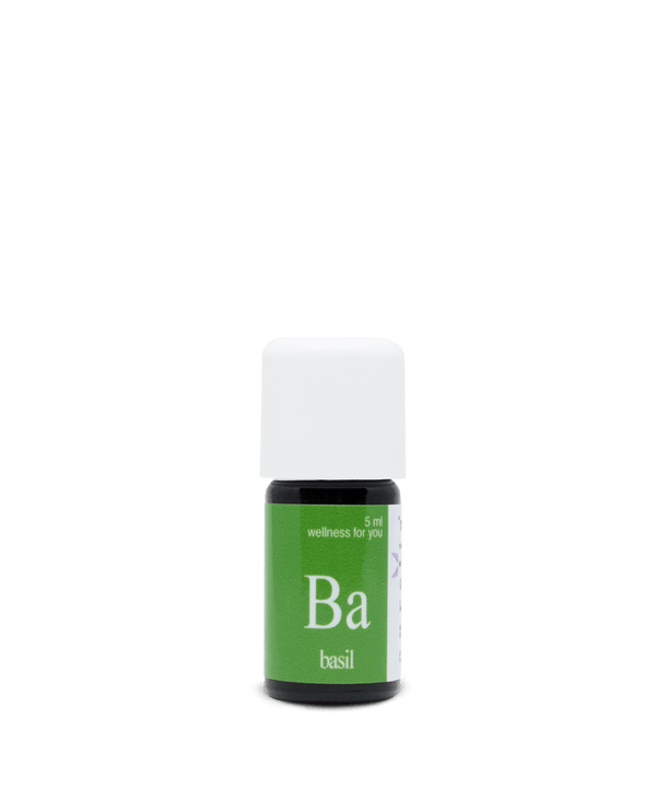 Basil Essential Oil - Aurelia Essential Oils®