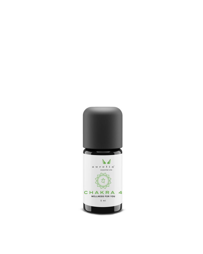 Chakra 4 Essential Oil Blend - Aurelia Essential Oils®
