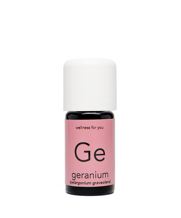 Geranium, Rose Essential Oil - Aurelia Essential Oils®