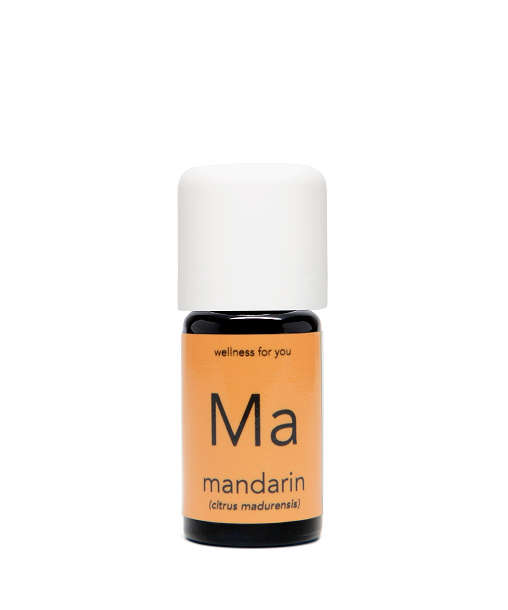 Red Mandarin Essential Oil