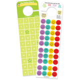 Potty Time Stickers & Chart: VALUE 100 UNITS for pre-school, daycare centers & retailers